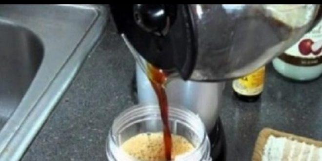 Само  2 лажици во утринско кафе и мастите од стомакот ќе се топат во текот на целиот ден