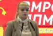 Рангелова за Мицкоски: Доаѓа на ЦК со предлог за нов Извршен комитет, а пред тоа предлага на ЦК Конгрес кој истиот експресно му го одбиваат