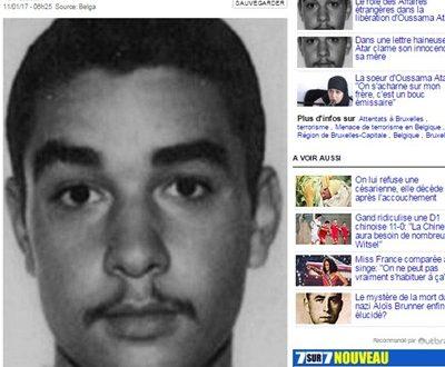 Мароканец стои зад нападите во Брисел и Париз