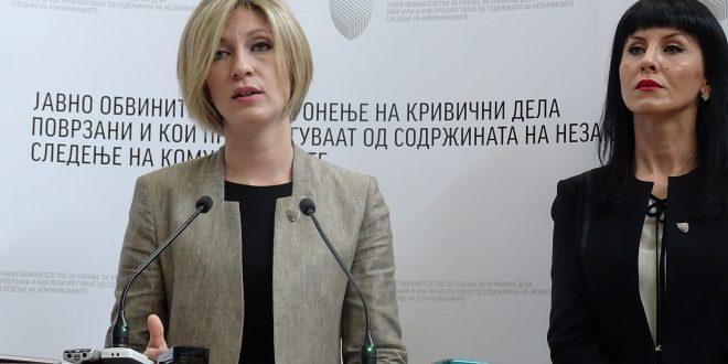 Ристоска кон Пендаровски: СЈО не се распадна затоа што стана дел од организиран криминал
