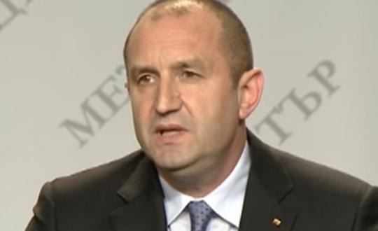 Радев  ЕУ и НАТО се стратешки избор на Бугарија  кој не треба да се проблематизира