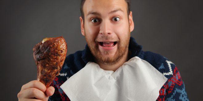 A колку треба да јадете за да не се здебелите