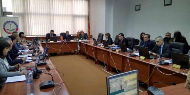 Караџовски ги брка медиумите  не сака јавност во Судскиот совет