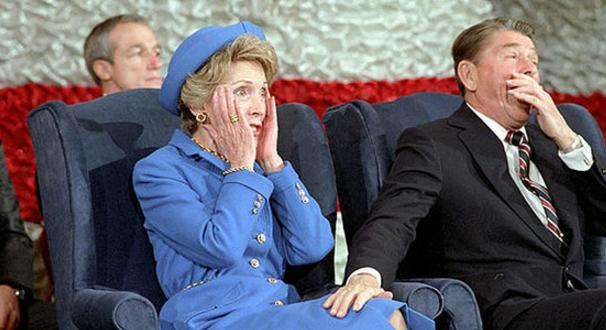 ГАЛЕРИЈА  Церемонија  гафови и грешки  Како се одвивале заклетвите на претседателите на САД