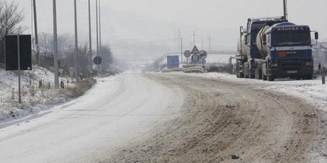 Се укина забраната за сообраќај на тешки товарни возила кај Ѓавато и Плетвар