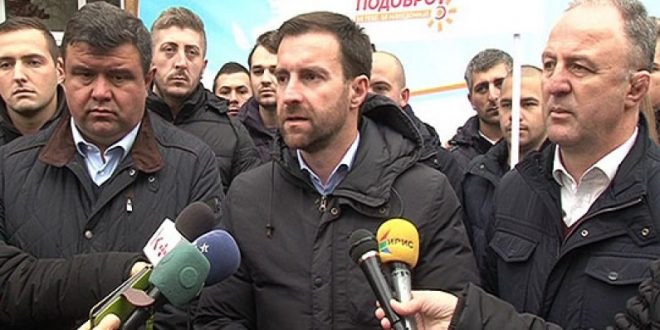 Димовски  Во коалицијата на ВМРО ДПМНЕ има негодување за платформата и некаков си бинационален дијалог