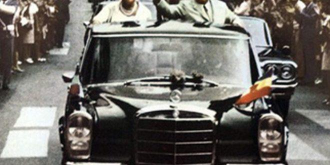 Мерцедесот на Јосип Броз Тито се продава за три милиони евра