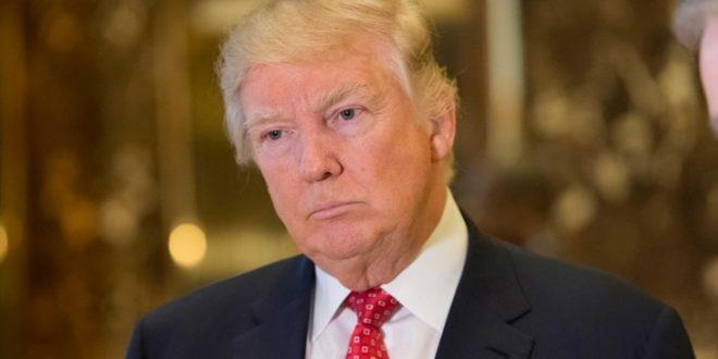 Трамп  ама гледам само политички лов на вештерки во САД