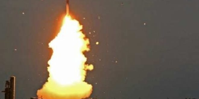 ВИДЕО ФОТО  Спектакуларни снимки  Моќниот С 400 истрела за неколку секунди 12 ракети