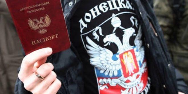 Дипломатија на пасошите  Зошто Русија ги призна документите на ДНР и ЛНР