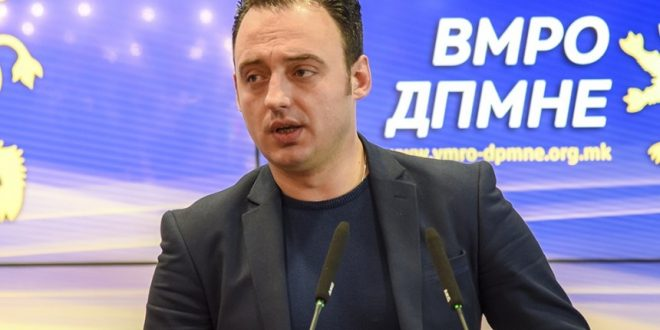 ВМРО ДПМНЕ  Нова хистерична епизода на Јанева и на Фетаи