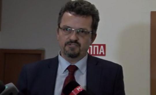 Караџовски бил фрапиран од новинарите што известувале за новиот распоред на судии