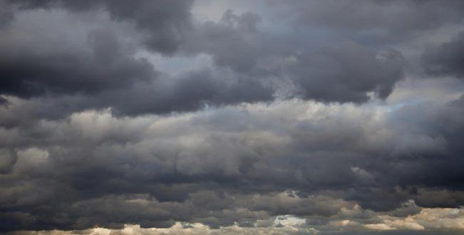 Облачно со дожд и ветер, локално услови за град