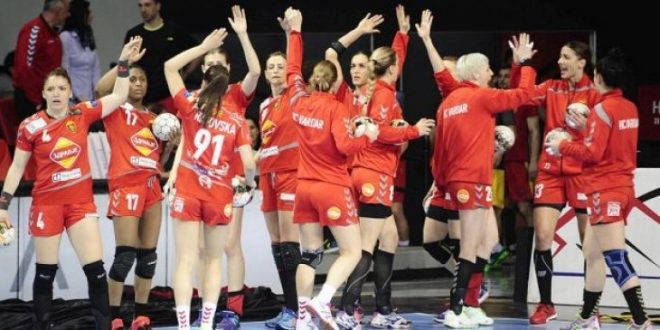Прв пораз на ракометарките на Вардар сезонава во Лигата на шампионките