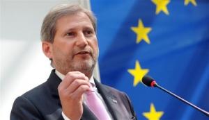 Хан утре во Mакедонија  Претседателот да почне да се однесува како претседател  а не како портпарол на Груевски