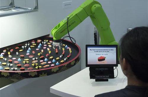 Роботиката им ја зеде работата на луѓето во  Британија