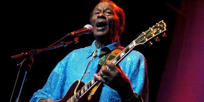 Почина музичката легенда Чак Бери