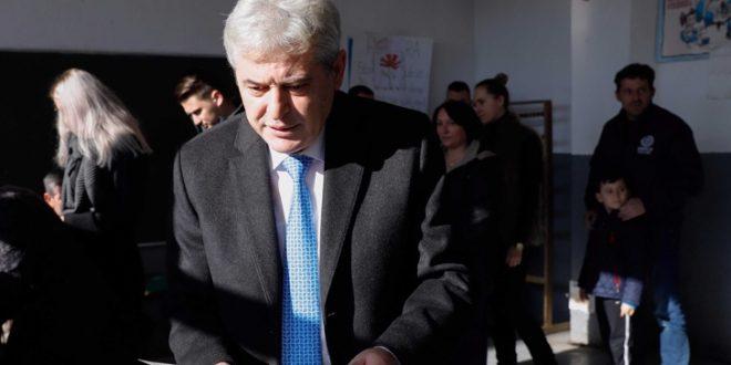 Ахмети се сретна со заменик амбасадорот на САД  Блум и амбасадорот на ЕУ  Жбогар