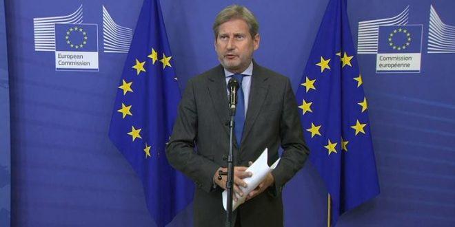 Очекувања од посетата на еврокомесарот Јоханес Хан  СДСМ верува дека Груевски е во паника