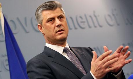 Тачи  Србија под притисок би можела да прифати формирање на војска на Косово