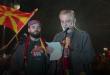 """Протестен марш на иницијативата """"За заедничка Македонија"""""""