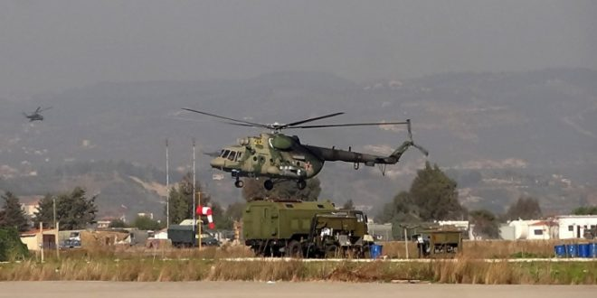 CNN  Сирија ги премести своите воени авиони поблиску до руската база Хмејмим