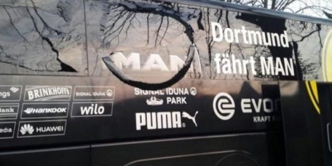 Во Германија уапсен Русин осомничен за нападот врз фудбалерите на Борусија Дортмунд