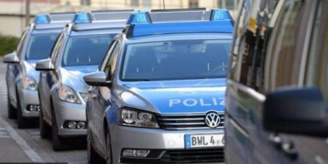 Вонредна од Германија  Пукање и заложници