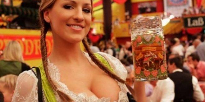 Над 34 милијарди литри пиво произведени лани во ЕУ
