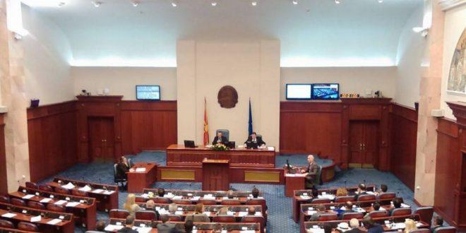 Николовски  Намерно го блокирате Собранието  ја загрозувате исплатата на платите и пензии