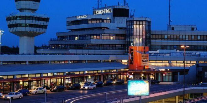 Евакуиран аеродромот во Берлин поради сомнителен багаж