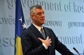 И Тачи е за обединување на Албанците во една држава  ако ЕУ му ја затвори вратата на Косово