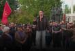 """Протестен марш на граѓанската иницијатива """"За заедничка Македонија"""" во Скопје"""