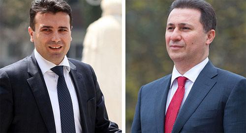 Груевски и Заев имаат директни средби  за што