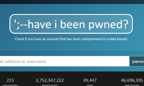 Веб страница овозможува да проверите дали хакери ви ја знаат лозинката
