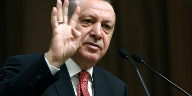Ердоган: Турција ќе дејствува поодлучно во Сирија