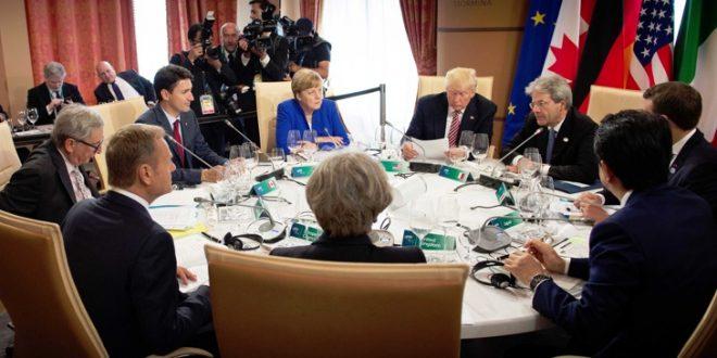 Лидерите на Г-7 потпишаа Декларација за борба против тероризмот