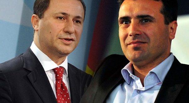Заев го стигна Груевски во популарноста  има 24 8   наспроти 25 8 проценти доверба на Груевски