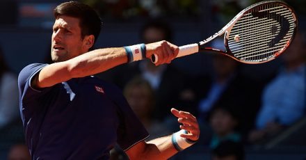 Ѓоковиќ во четвртфиналето на Мастерсот во Рим