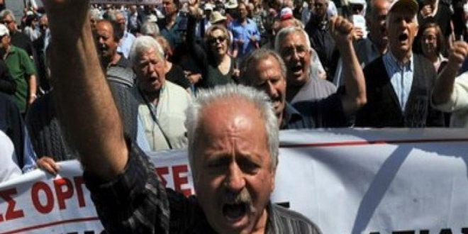 Грција пак  штрајкува  Владата ги крати пензиите и даночните олеснувања