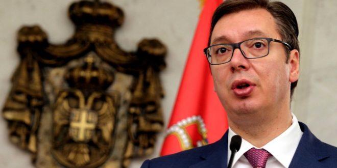 Вучиќ: Најавата на Курти е нов трик и обид за измама