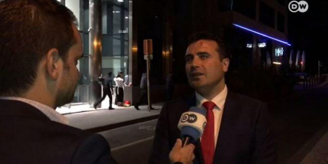 Заев очекува составот на Владата да биде познат утре