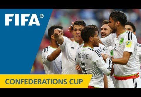 Мексико со пресврт до победата над Нов Зеланд