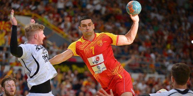 Македонските ракометари со убедлива победа одат во Хрватска на ЕП