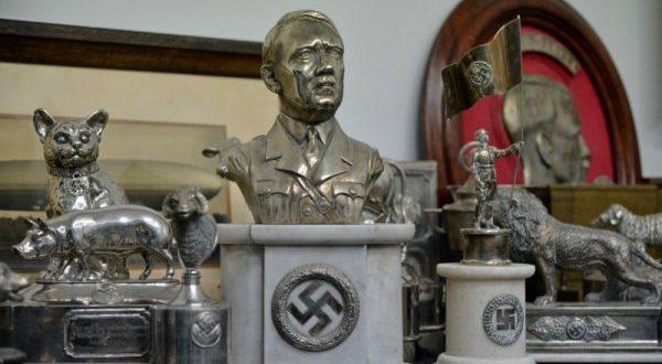 (фото) За чистотата на расата: Еден нацистички спомен во Аргентина