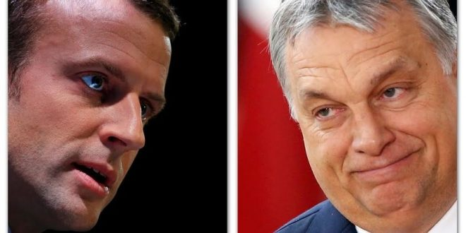 Тешкиот избор пред Централна Европа: Макрон или Орбан?