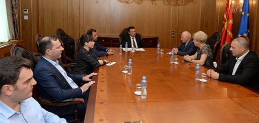 Синдикатот на  Југохром  бара нова средба со Заев