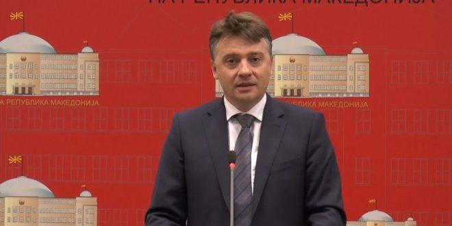 Шилегов  Со измените на Изборниот законик  Беса ќе стане дел од ДИК