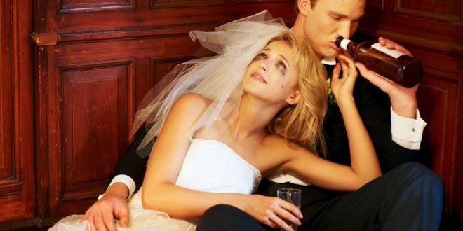 Невеста си ја отвори душата  Се напив на сопствената свадба  Се порамотив како никогаш  а утрото не се сеќавав на ништо