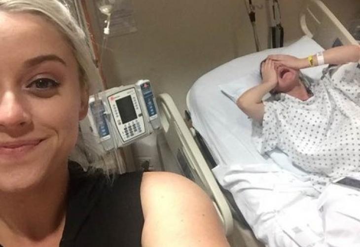 Мајка на 5 деца ја исмеа својата сестра, која се грчеше од породилни болки